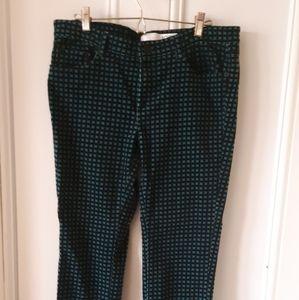 Joe Fresh Pants slim coupe  size 8
